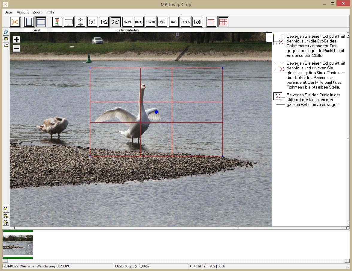 MB-ImageCrop - schneiden Sie Rechtecke in der gewünschten Größe und ...